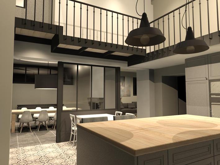 cuisine 4 architecte d 39 int rieur wallonie. Black Bedroom Furniture Sets. Home Design Ideas