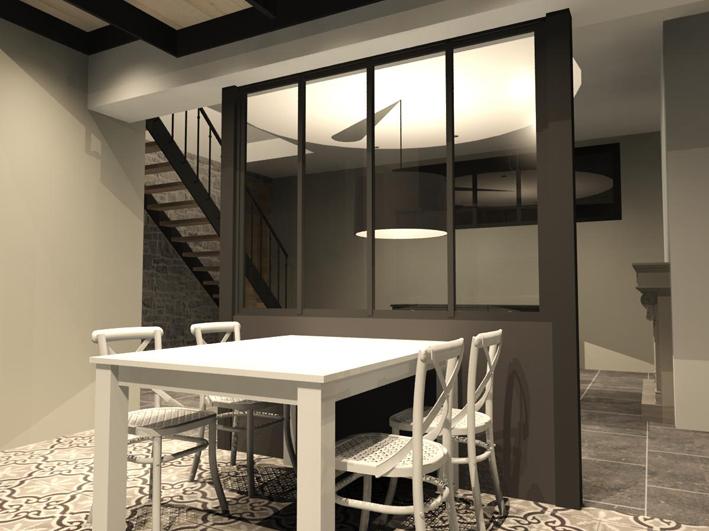cuisine 5 architecte d 39 int rieur wallonie. Black Bedroom Furniture Sets. Home Design Ideas